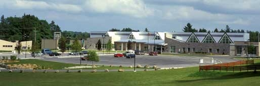 Wiarton Hospital in 1994