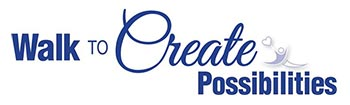 Walk to Create Possibilities logo